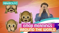 Emoji meanings around the world
