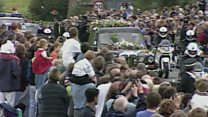 Diana funeral 'my most moving experience'
