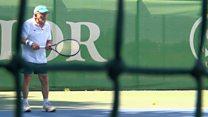 """""""Хочу бути прикладом!"""": 93-річний тенісист з Харкова готується до перемог"""