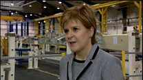 Scotland 'must be a producer of the future'