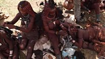 Namibie: Les Himbas face à la modernité