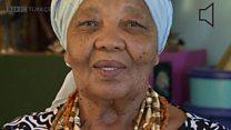 84 yaşındaki Esau'dan N|uu dili