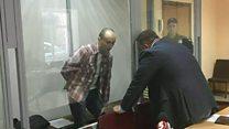 ТВ-новости: российский военный под судом на Украине