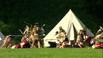 Battle of Isandlwana re-enacted in Cardiff