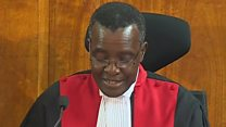 Kenya judges annul presidential election