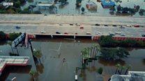 """Почему ураган """"Харви"""" принес столько разрушений?"""