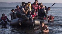 Exhibition captures Syrian exodus