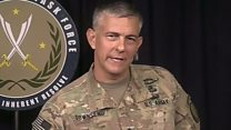 US general on IS leader: 'I don't think he's dead'