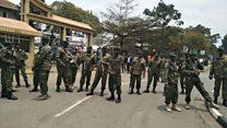 Kenya : des manifestations  dans les rues