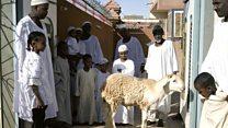 عيد مبارك من السودان