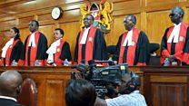 Court orders new Kenyan election