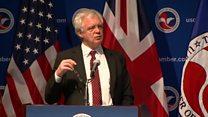 Brexit talks 'getting a bit tense'