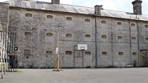It's claimed there have been ghostly goings-on at Shepton Mallet Prison