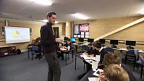 UK teacher is in world's top 10