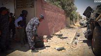 بي بي سي تدخل العياضية قرب تلعفر ومقاتلون من تنظيم الدولة متحصنون فيها