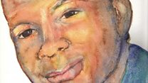 Faces Not Forgotten: Painting Young Gun Victims