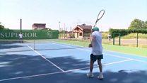 نصائح لحياة صحية من لاعب تنس عمره 93 عاما