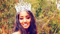 'Why I gave back my beauty queen crown'