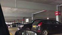 Chorus of honking as Ikea shoppers stuck