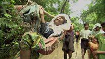 Vì sao người Rohingya tràn qua biên giới Bangladesh?