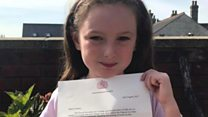 Five-year-old girl asks Queen's permission to keep swan as a pet