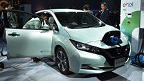 Nissan Leaf 'won't cause range anxiety'