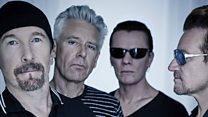 "Edge: ""U2's new single is influenced by Oscar Wilde...and Motown"""