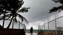 Les Caraïbes dans l'œil de l'ouragan Irma