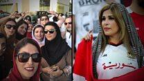 سیاست، عرف یا شرع؛ مانع اصلی ورود زنان 'ایرانی' به ورزشگاه ها چیست؟