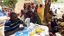 Cholera for Muna Garage camp