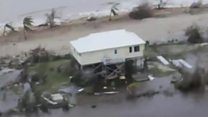 Barbuda 'barely habitable' after Irma