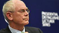 'Zero' chance of EU trade talks in October