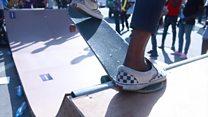 Meet Nigeria's first skate crew