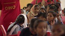 مدرسه خیابانی برای کودکان کار کراچی