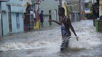 Hurricane Irma waka pass too bad