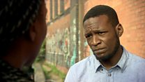 'Race played a part when I was in prison'