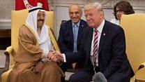 آیا ترامپ موفق به حل بحران قطر و انجام صلح خاورمیانه خواهد شد؟
