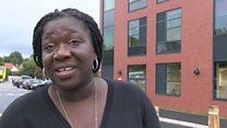 Parents react to opening of 'new' grammar school