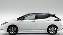 ما الجديد في سيارة نيسان  Leaf  الكهربائية؟