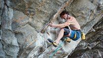 'How I climbed the world's hardest cliff'