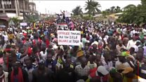 Togo Protest: Wetin we know