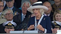 Duchess names new aircraft carrier