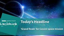 Sonda Cassini se aproxima de final apoteótico de missão em Saturno