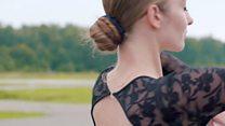 A bailarina russa que virou piloto de avião