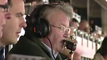 Football commentator hits 2,000 games