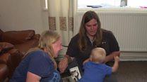 Online sperm donation 'felt more personal' says couple