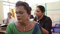 คลินิกช่วยหญิงข้ามเพศในอินเดีย