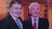 Р. Жээнбеков: Саакашвили Кыргызстанда да өзгөрүү болот деп жаңылган