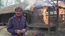 ใครเผาหมู่บ้านโรฮิงญา