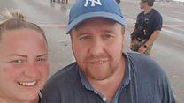 'Abandoned' UK couple evacuated by US plane